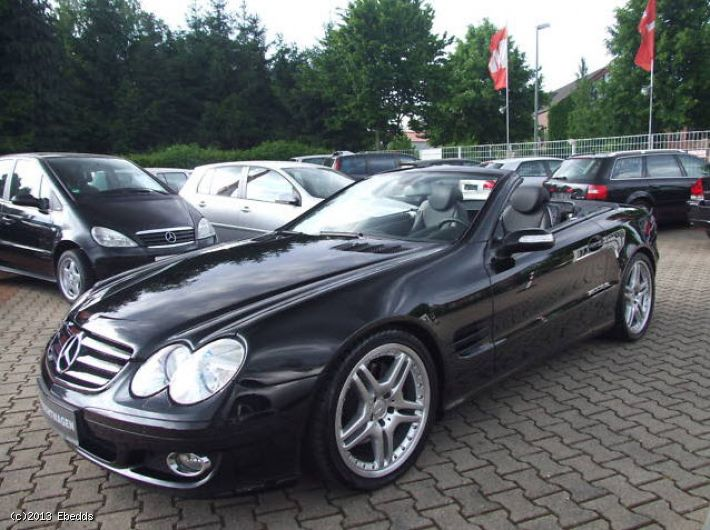 mercedes benz sl 350 7g tronic amg 19 command dvd ebedds cars. Black Bedroom Furniture Sets. Home Design Ideas